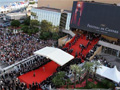 Cannes movie Festival, one of the greatest French Riviera's events.