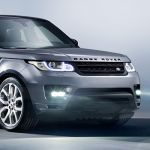 Location Range Rover Sport 2014